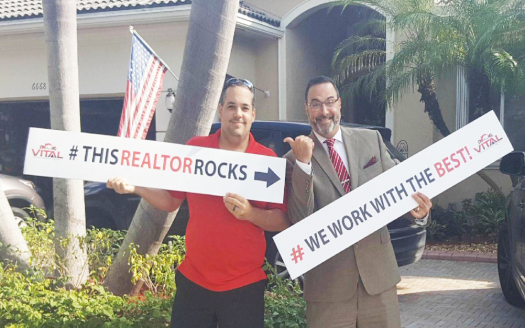 Pictured on our cover photo is Jerry Suarez, owner of Vital Home Inspections and Anibal Perez, a realtor with Bellamar Real Estate. Jerry and Anibal live and operate their businesses in Florida. When Home Inspectors and Realtors use the Pre-Listing Home Inspection Program it will give their mutual clients a great real estate experience and will end much of the anger, anxiety and frustration often associated with the home buying and selling experience.